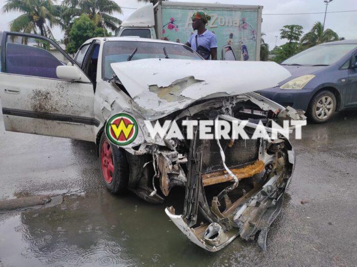 Terreinwagen verleent geen voorrang en veroorzaakt zware aanrijding