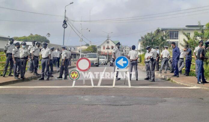 Vandaag vervolg Krijgsraadzitting 8 december strafproces; wegen afgesloten