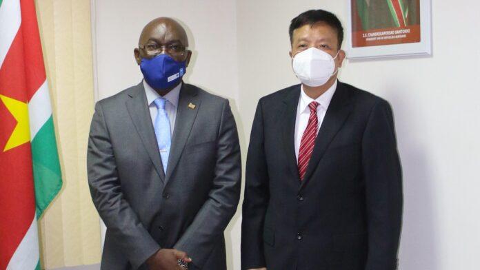 Surinaamse politieagenten kunnen weer trainingen volgen in China