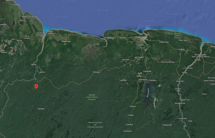 Sporen van drugs in vliegtuig dat noodlanding West-Suriname maakte
