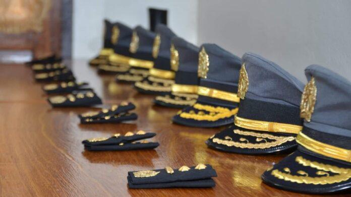 bevorderingen-korps-politie-suriname
