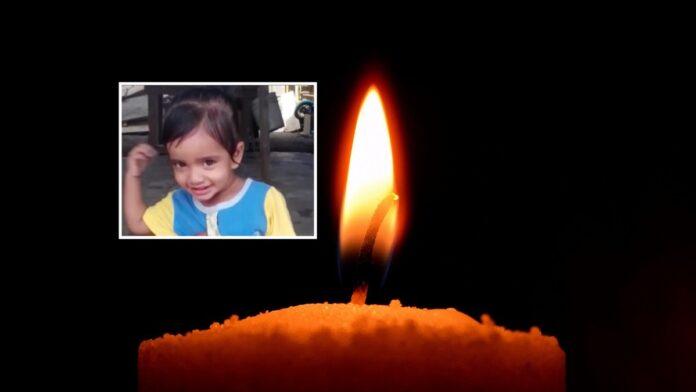 Ziek kindje van 2 jaar overleden na 'wassie'
