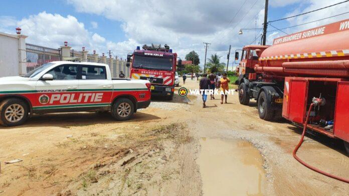brandweer-politie-suriname-plaats-delict