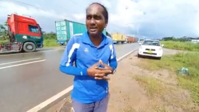 'Uitspraken in filmpje over teruggeven hout containers zijn fake'