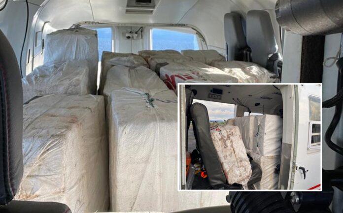 Ruim 900 kilogram cocaïne onderschept te Tafelberg