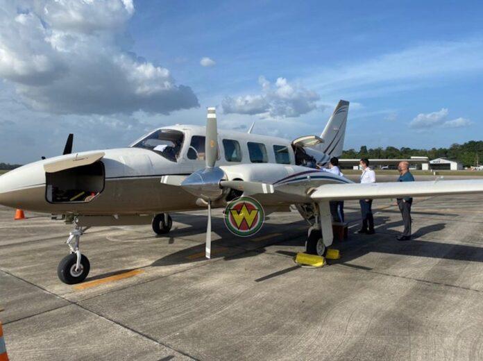 Brazilianen ontdekken drugs in privévliegtuig met bestemming Suriname