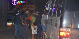 Afgelopen weekend weer 238 lockdown overtreders overgebracht