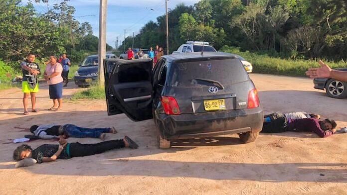 Door politie doodgeschoten man nabij Powakka is 25-jarige Dale Clinton