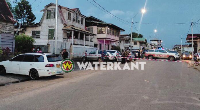 Steekpartij met dodelijke afloop in Paramaribo