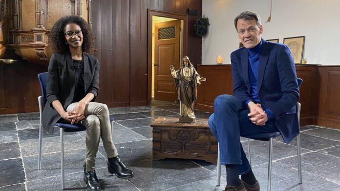 TV: Met Sylvana Simons in gesprek over geloof