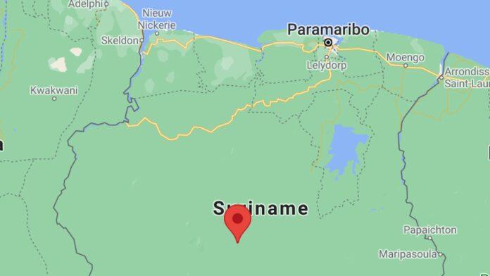 Grote hoeveelheid drugs in binnenland Suriname onderschept