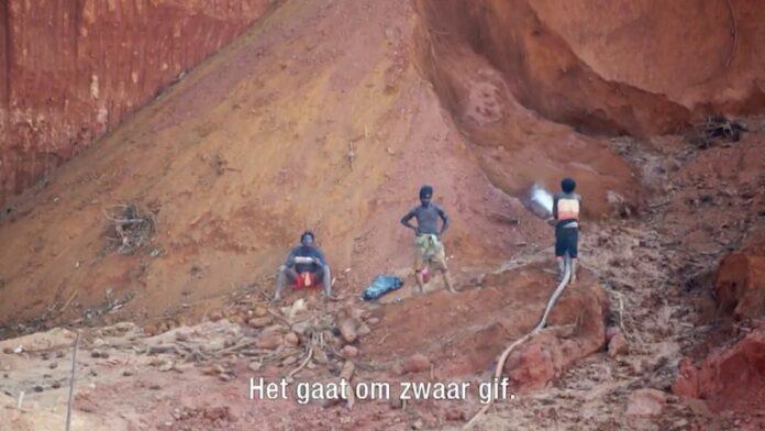 Goudwinning in Suriname in nieuw TV programma 'Waarde van de aarde'