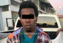 Carlos C alias Ata na ontvluchting aangehouden