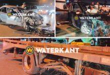 3 voertuigen betrokken bij zware aanrijding met meerdere gewonden