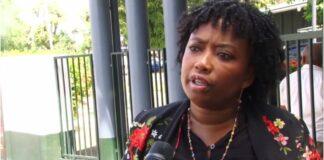 Patricia Etnel NPS Suriname
