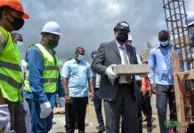 Symbolische aanzet tot afbouw van RGD-centrum Koewarasan