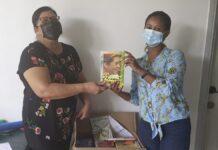 OHM en de Bruggenbouwers doneren boeken