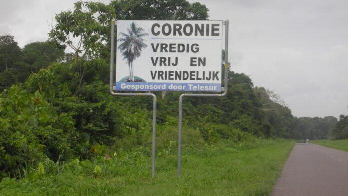 district coronie suriname