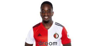 Feyenoord feliciteert Ridgeciano Haps met keuze voor Suriname