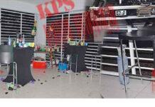 Lockdown-overtreders slaan BBS'er en politieagente bij inval op party