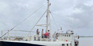 Eerste volledig Surinaamse Oceaan Expeditie uitgevaren