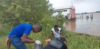 VIDEO: Vrijwilligers maken Waterkant en omgeving schoon