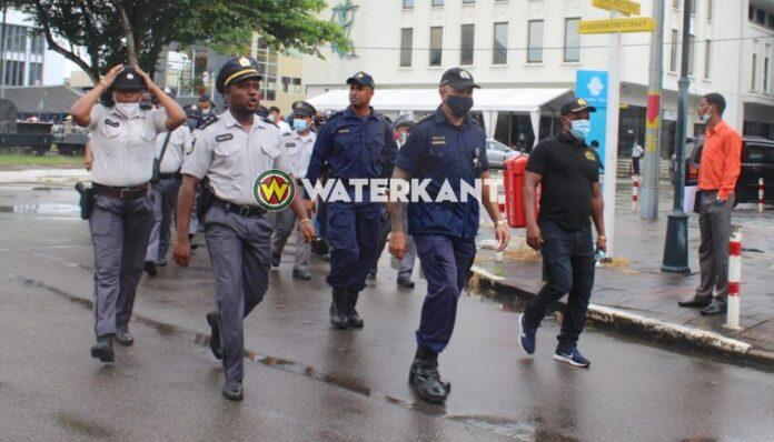 Coalitie DNA keurt uitspraken leiding politiebond en gedrag actievoerenden af