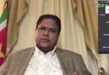 VIDEO: President gaat via Zoom-persconferentie in op actuele ontwikkelingen