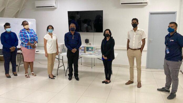 's Lands Hospitaal krijgt patiëntmonitor gedoneerd voor High Care Unit