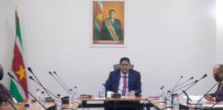 Suriname heeft naast bestaande veiligheidsraad, nu ook 'Nationale Veiligheidscommissie'