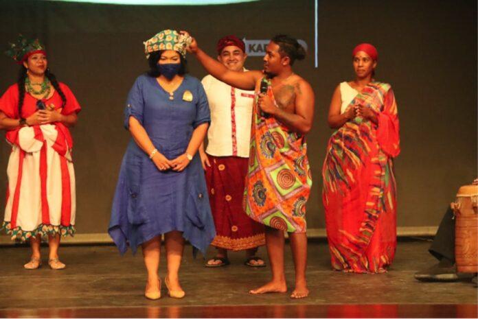 Suriname waardig vertegenwoordigd op multicultureel evenement op Aruba