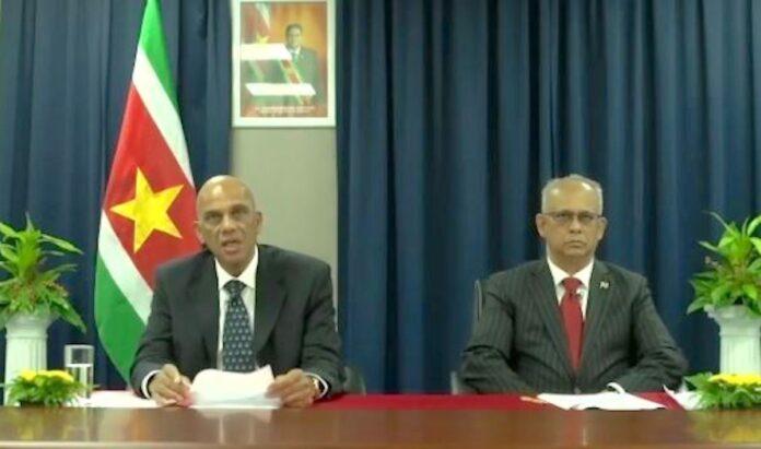 Suriname presenteert belangrijkste principes herstructurering staatsschuld aan internationale crediteuren