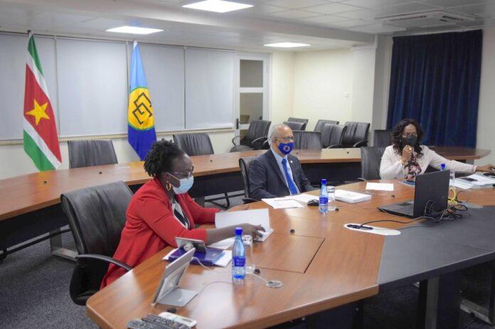 26ste ministeriële vergadering van de Associatie van Caribische Staten