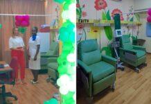 Opening Dagbehandeling Hematologie in het St. Vincentius Ziekenhuis