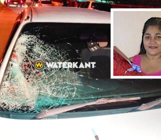 36-jarige Roxana doodgereden