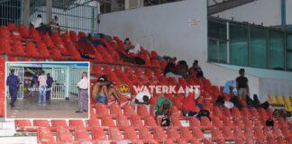 lockdown-overtreders naar André Kamperveen stadion overgebracht