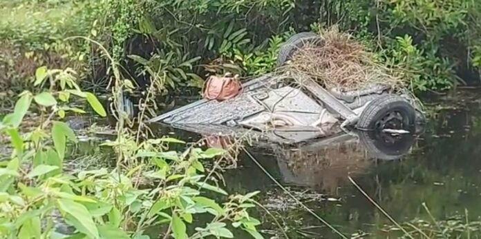 VIDEO: Dode bij verkeersongeval op Oost-Westverbinding nabij Coronie