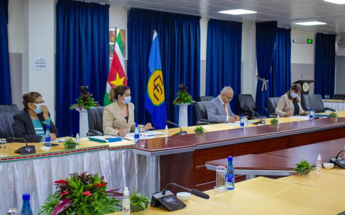 Webinar om Amerikaanse investeerders aan te trekken voor Suriname