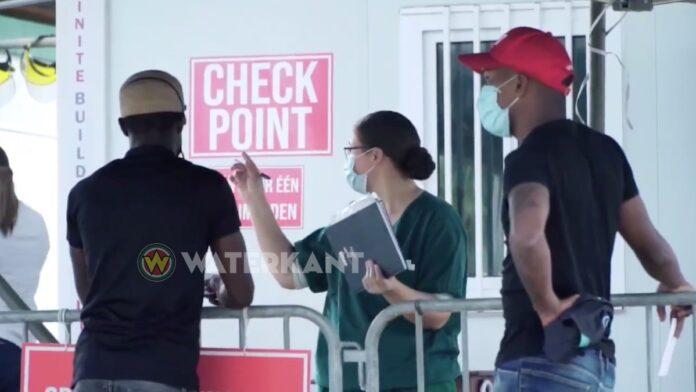 COVID-19 checkpoint AZP verhuist naar 'noodhospitaal' op KKF terrein