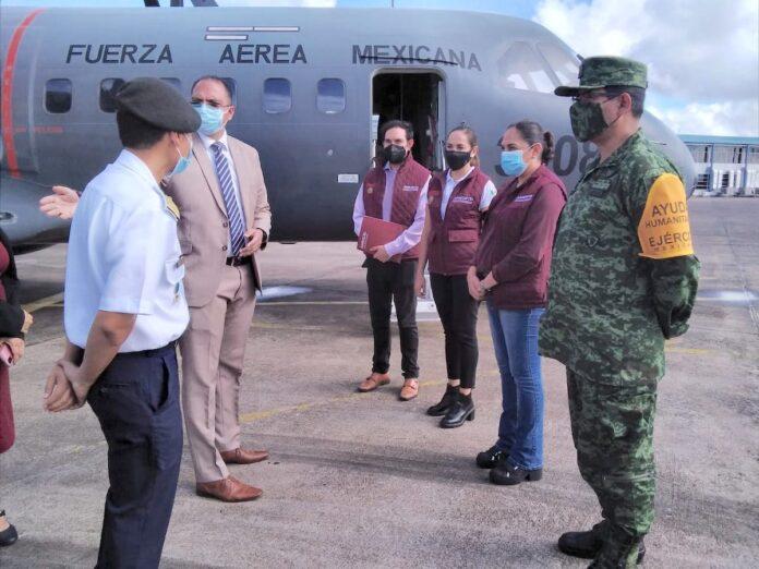 Mexico schenkt ventilatieapparatuur aan Suriname