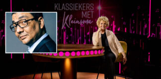 TV: Simone Kleinsma ontvangt Jörgen Raymann