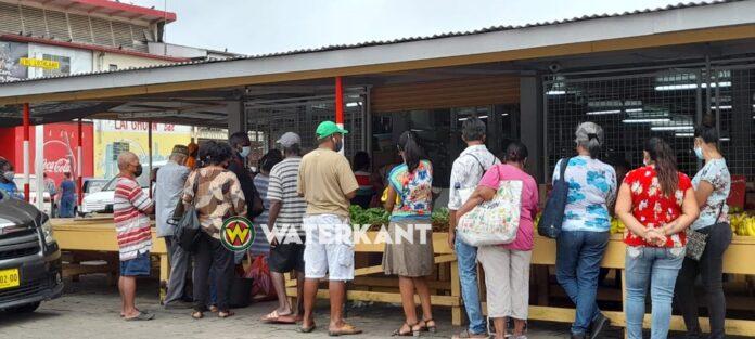 Overheid en leveranciers garanderen voedselzekerheid tijdens lockdown