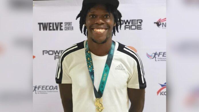 Miguel van Assen behaald goud in Costa Rica
