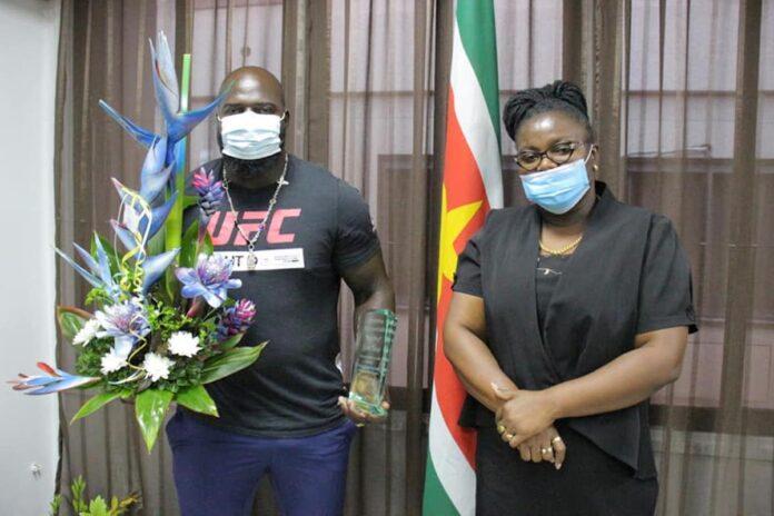 Surinaamse Sport-Ambassadeurs komen dit weekend uit