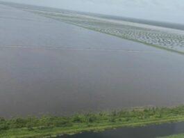 Voedselpakketten voor burgers Nickerie en Coronie getroffen door wateroverlast