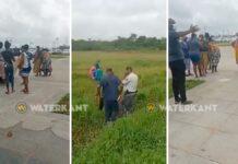 VIDEO: Gevluchte coronapatiënt dood gevonden