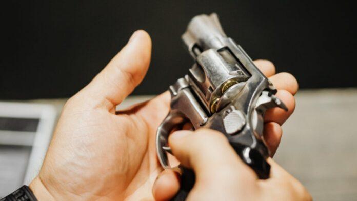 revolver-wapen