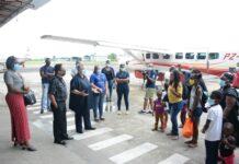 Leerkrachten en kinderen geëvacueerd uit Sipaliwini