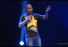 VIDEO: Weer Surinaams gesproken show van Roué Verveer op Nederlandse TV