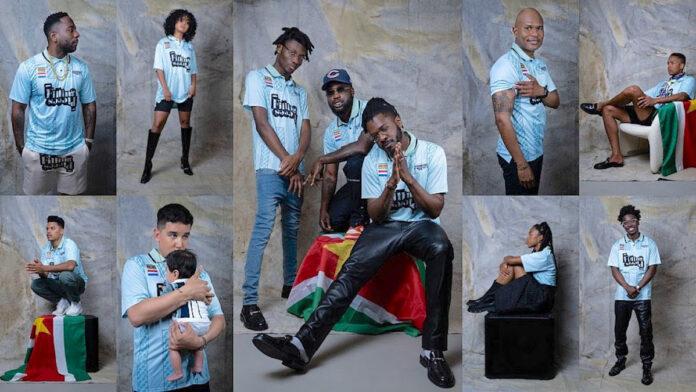 Filling Pieces viert Keti Koti met Surinaamse talenten